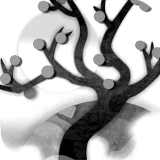 Greyscale Tree